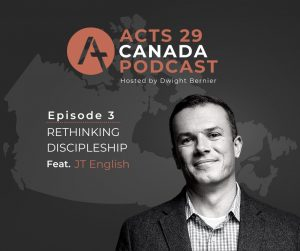 Podcast Episode 3: Rethinking Discipleship