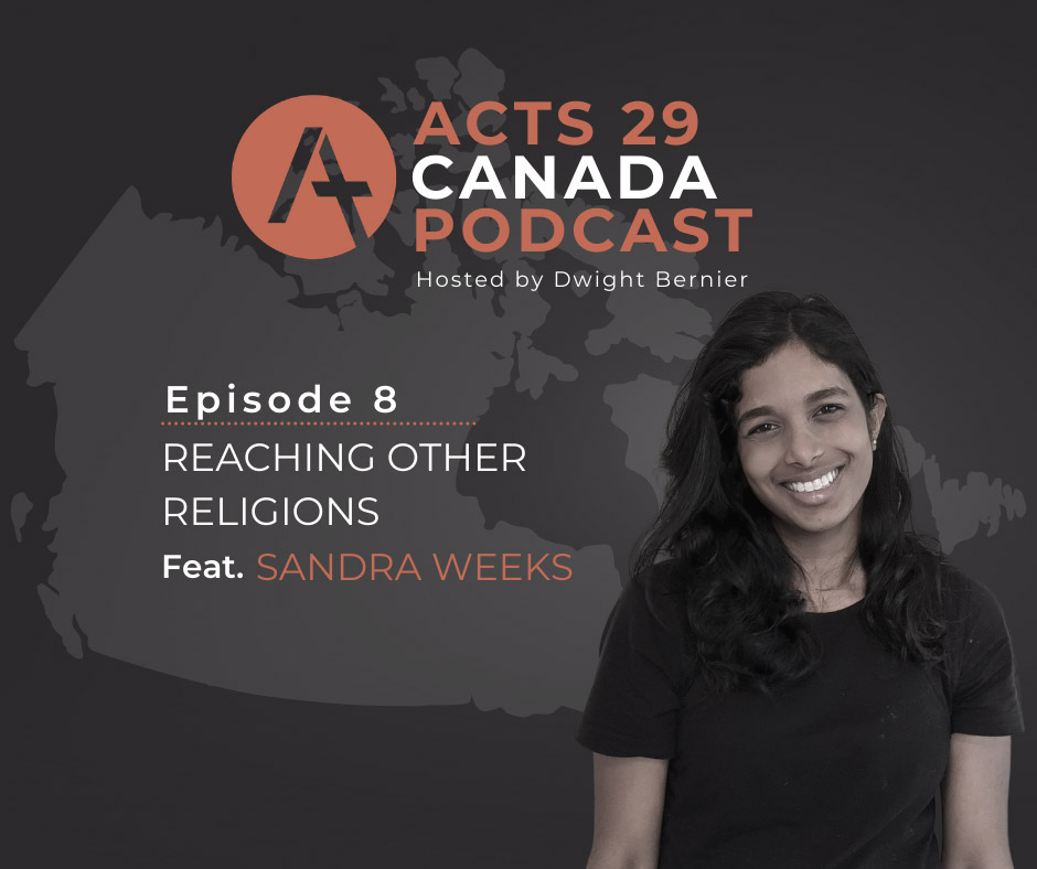 Read more about the article Podcast Episode 8: Reaching Other Religions