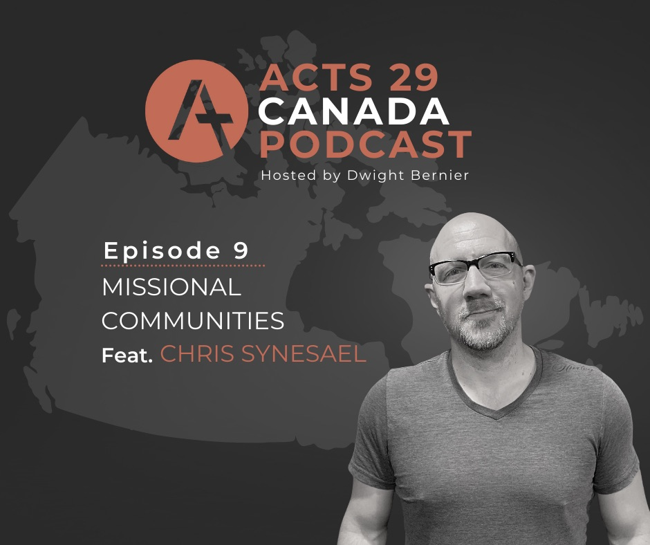 Read more about the article Podcast Episode 9: Missional Communities