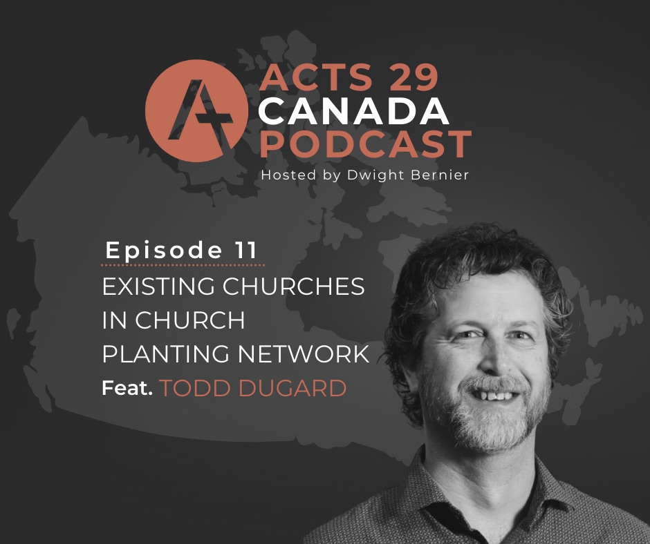 Read more about the article Podcast Episode 11: Existing Churches in a Church Planting Network
