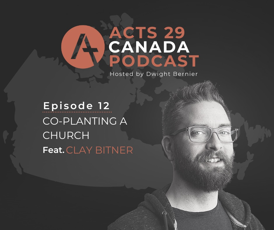 Read more about the article Podcast Episode 12: Co-Planting a Church